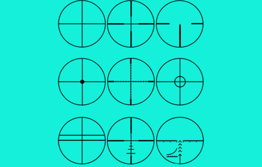 Rifle Scope Reticle Types - August 4, 2020